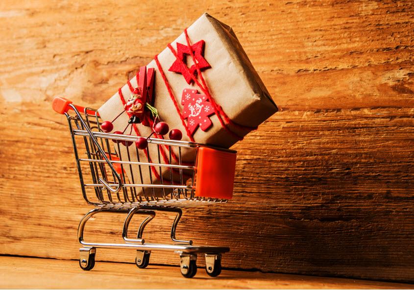 holiday-shopping-cart